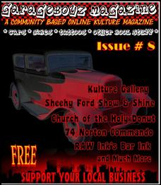 ISSUE #8
